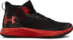 Under Armour Boys' Grade School Jet Basketball Shoes