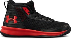 Under Armour Boys' Preschool Jet Basketball Shoes