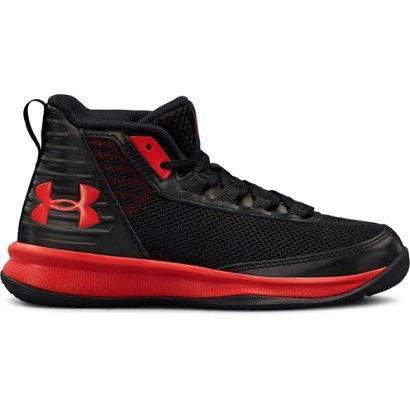 6f050b97b25e Academy   Under Armour Boys  Preschool Jet Basketball Shoes. Academy.  Hover Click to enlarge
