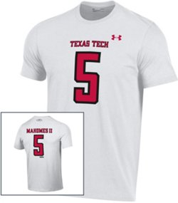 Under Armour Men's Texas Tech University Patrick Mahomes II 5 Performance T-shirt