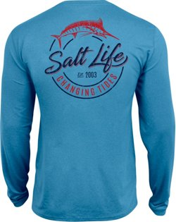 Men's Changing Tides SLX UVapor Performance Long Sleeve T-shirt