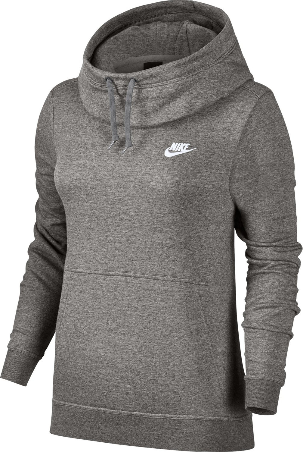 Display product reviews for Nike Women s Sportswear Funnel Neck Hoodie c42df807b7