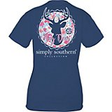 Simply Southern Women's Hey Deer T-shirt
