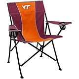 Logo Virginia Tech Pregame Chair