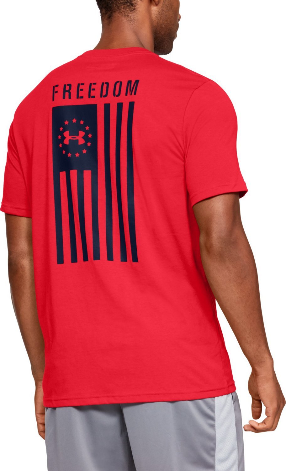 e04d1654f Display product reviews for Under Armour Men's Freedom Flag T-shirt