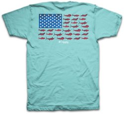 Columbia Sportswear Men's PFG Frenzy T-shirt