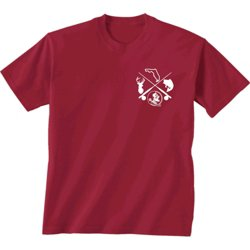 Men's Florida State University Split Circle T-shirt