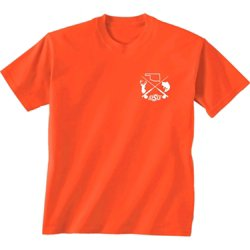 Men's Oklahoma State University Split Circle T-shirt