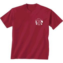 Men's University of South Carolina Split Circle T-shirt