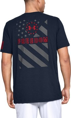 Men's Freedom Expression Flag T-shirt