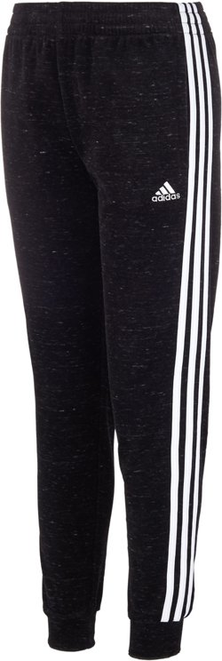 adidas Girls' Velour Jogger Pants