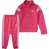 adidas Toddler Girls' Event Tricot Jacket Set
