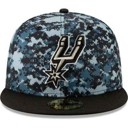 4ac33f7f89f89 New Era Men s San Antonio Spurs City Series 18 59FIFTY Cap