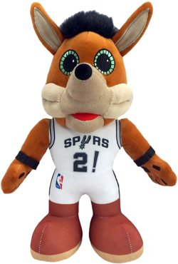 Forever Collectibles San Antonio Spurs Mascot Pro Bro Plush