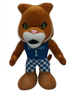 Forever Collectibles University of Kentucky Mascot Pro Bro Plush