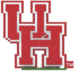 Forever Collectibles Houston Cougars BRXLZ Logo