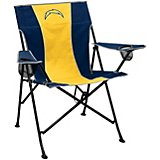 Logo Los Angeles Chargers Pregame Chair