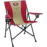 Logo San Francisco 49ers Pregame Chair