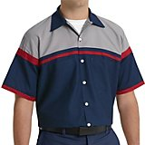 Red Kap Men's Short Sleeve Performance Tech Shirt