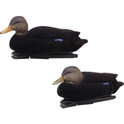 Topflight Oversize Black Duck Decoys 6-Pack