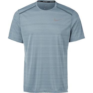 4d2dd192 Nike Men's Dri-FIT Miler Running T-shirt | Academy