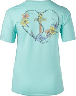 Salt Life Women's Anchored Love T-shirt