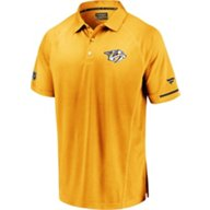 Nashville Predators Men's Authentic Pro Rinkside Polo Shirt