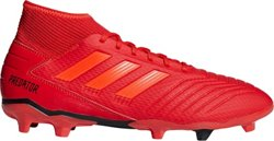 adidas Men's Predator 19.3 Firm Ground Soccer Cleats