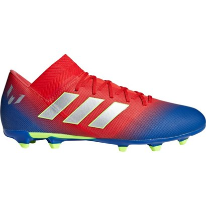 e7a3ae3d9 ... adidas Men s Nemeziz Messi 18.3 FG Soccer Shoes. Men s Soccer Cleats.  Hover Click to enlarge