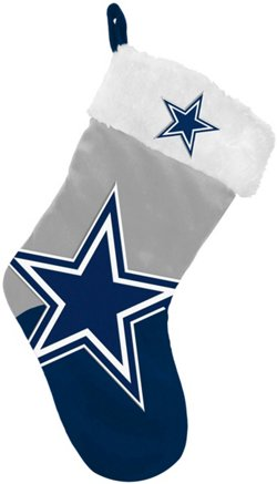 Forever Collectibles Dallas Cowboys Holiday Stocking