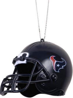 Forever Collectibles Houston Texans ABS Helmet Ornament
