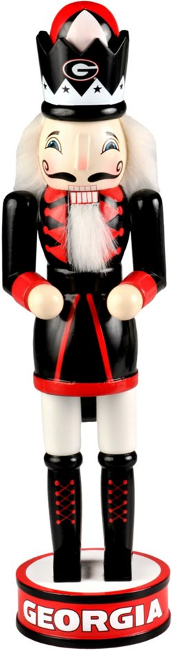 Forever Collectibles University of Georgia 14 in Holiday Nutcracker