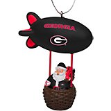 Forever Collectibles University of Georgia Santa Blimp Ornament