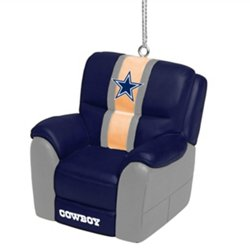 Forever Collectibles Dallas Cowboys Reclining Chair Ornament
