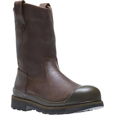 cd340bf7b02 Wolverine Men's Crawford EH Steel Toe Wellington Work Boots