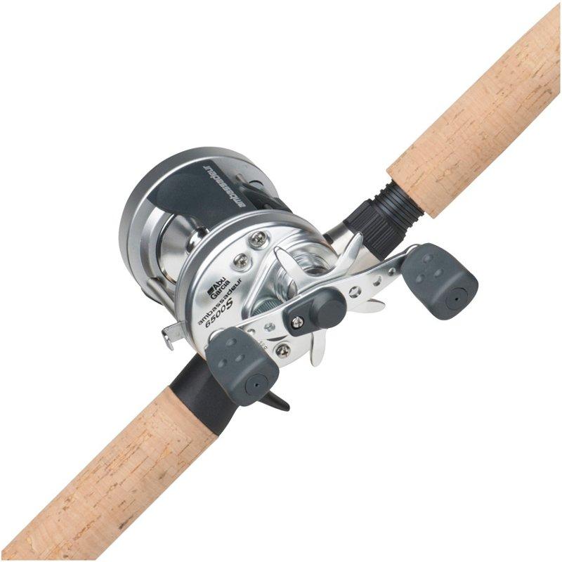 Abu Garcia Ambassadeur S Baitcast Rod and Reel Combo - Fishing Combos, Baitcast Combos at Academy Sports thumbnail