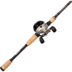 Trion 7 ft MH Low Profile Baitcast Rod and Reel Combo