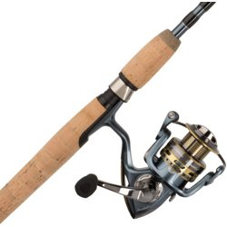 President Spinning Rod and Reel Combo