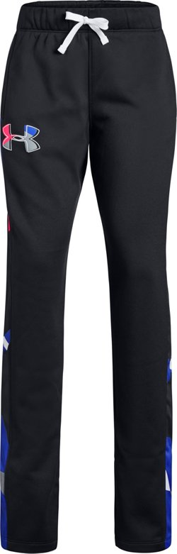 Under Armour Girls' Armour Fleece Pants