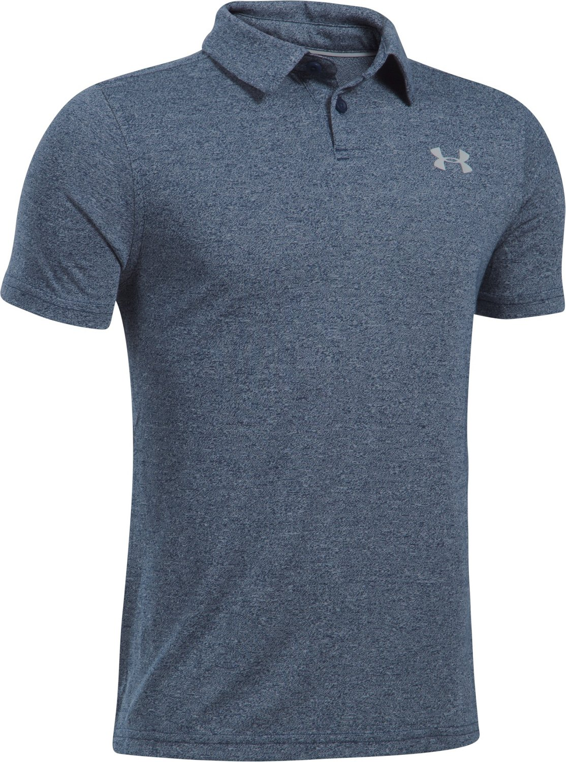 Display Product Reviews For Under Armour Boys UA Microthread Polo Shirt