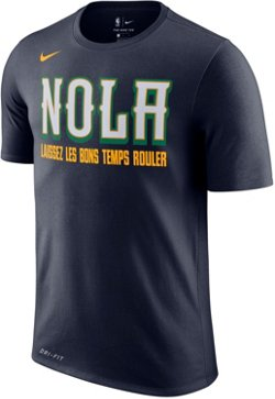 Nike Men's New Orleans Pelicans Essential City Edition T-shirt