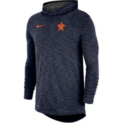 Men's Houston Astros Dri-FIT Cotton Slub Hoodie T-shirt