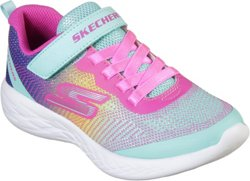 SKECHERS Girls' GOrun 600 Dazzle Strides Running Shoes