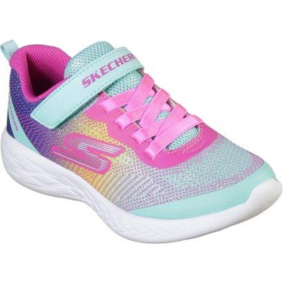 9447ee1f554 SKECHERS Girls  GOrun 600 Dazzle Strides Running Shoes