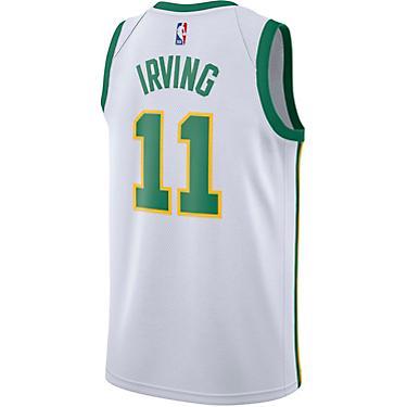 huge selection of fd589 05014 Nike Men's Boston Celtics Kyrie Irving Swingman City Edition Jersey