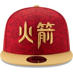 Men's Houston Rockets City Series 18 9FIFTY Snapback Cap