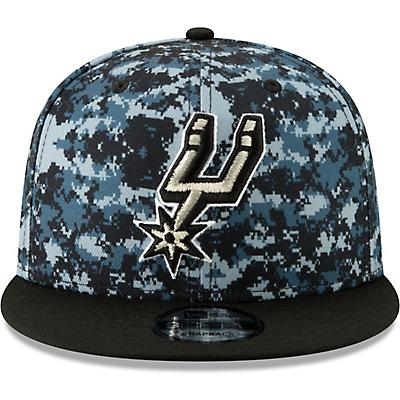 883711e9 New Era Men's San Antonio Spurs City Series 18 9FIFTY Snapback Cap - view  number 4. Hover/Click to enlarge