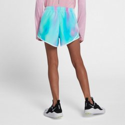 Nike Girls' Tempo Printed Running Shorts