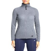 Skechers Women's Snuggle Fleece Mock Neck Jacket
