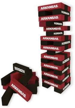 Wild Sports University of Arkansas Table Top Stackers